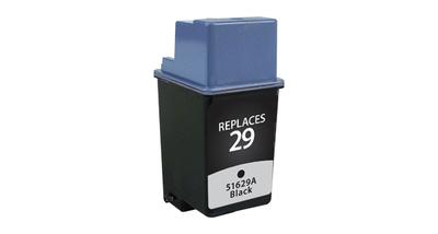 HP29 51629A ---BLACK (Item#617)... (INK REFILL)